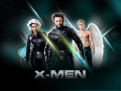 X-MEN movie poster | Photoshop Tutorials @ Designstacks