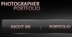 Photographer portfolio layout