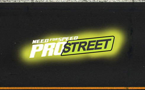 Make a cool Need for Speed ProStreet wallpaper for you desktop in Adobe Photoshop CS4