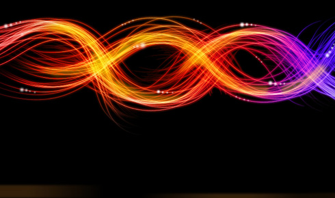 Create a Glowing Neon Effects form a scratch in Adobe Photoshop CS3