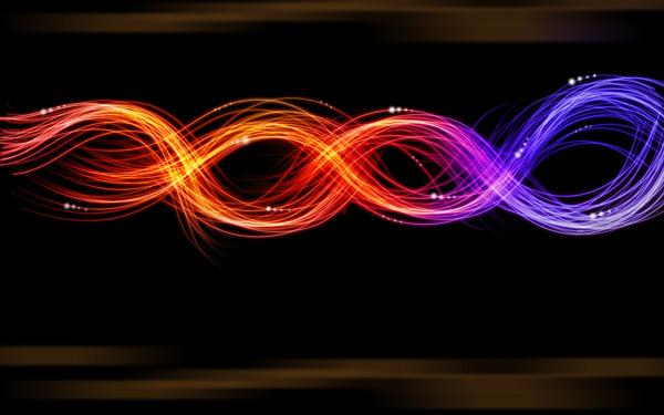 Freebie Release: Glowing Neon Lines – Free PSD