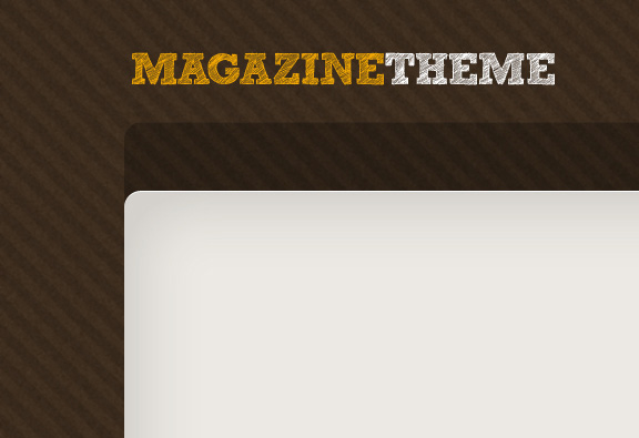 Create a Magazine WordPress Theme from Scratch in Photoshop CS4