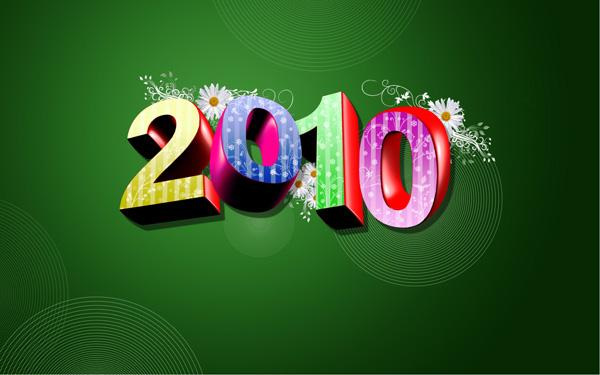 happy newyear 2010