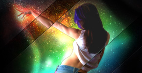 How to Create a Space Girl Photo Manipulation