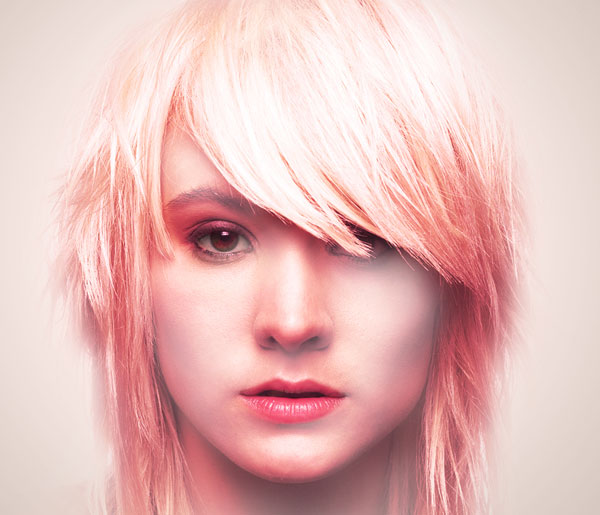 How to create Pink Lady Photo Manipulation in Photoshop CS4