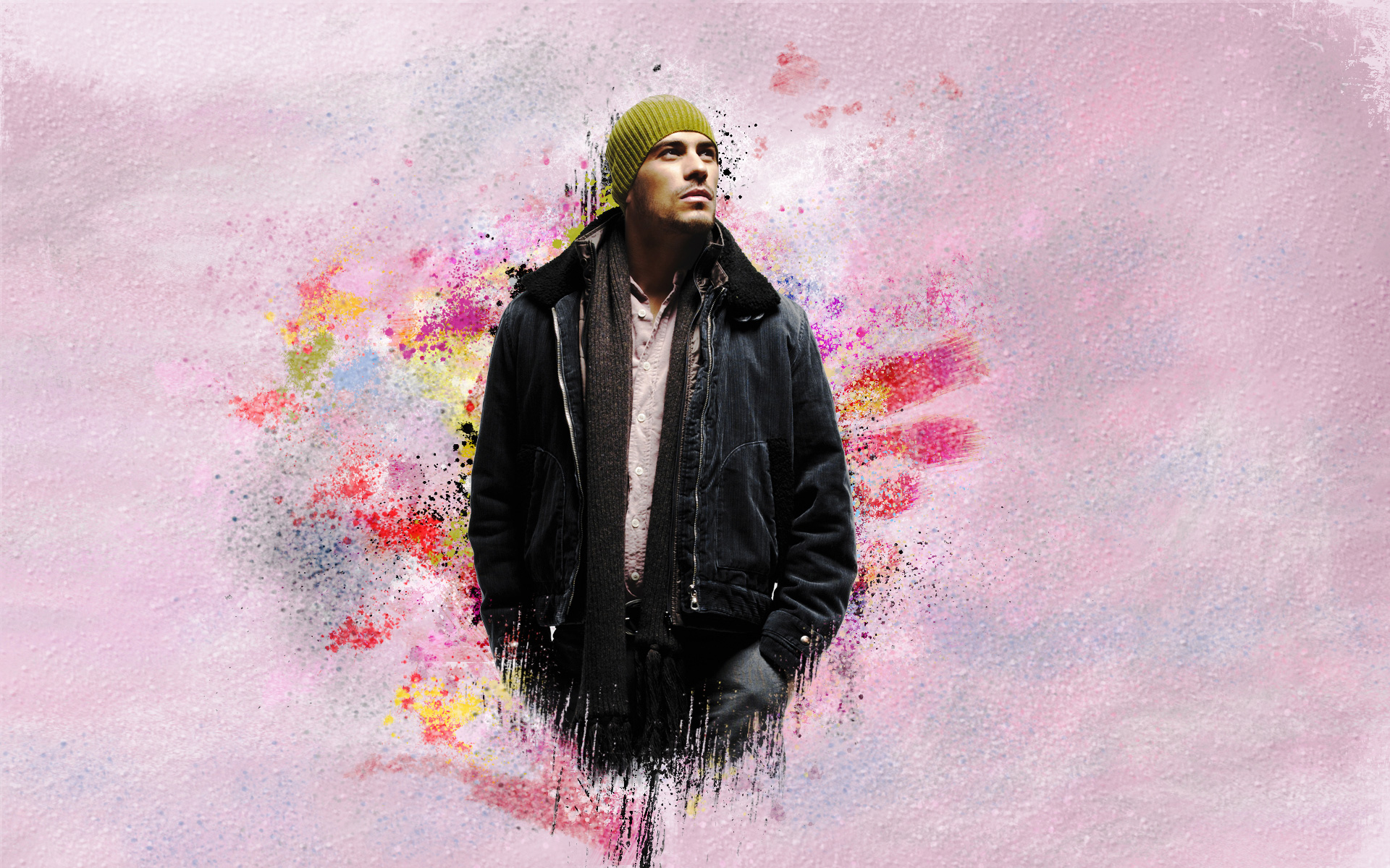 Create a colorful composition using brushes in photoshop photoshop download baditri Choice Image