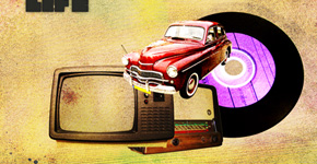 How to create Retro-style Photoshop illustration