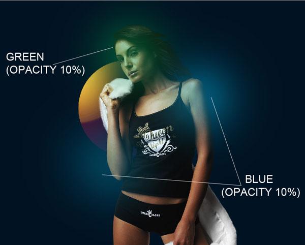 Create Beautiful Abstract Female photo illustration in Adobe Photoshop CS5
