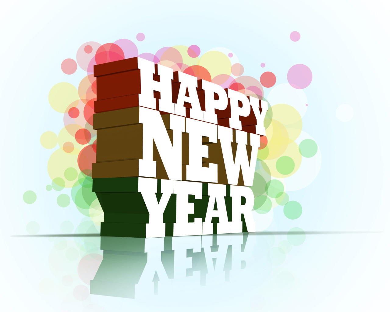 How to create abstract new year illustration with 3d typography page 1 2 baditri Choice Image