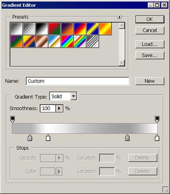 Designing Personal Web Page Layout in Photoshop CS