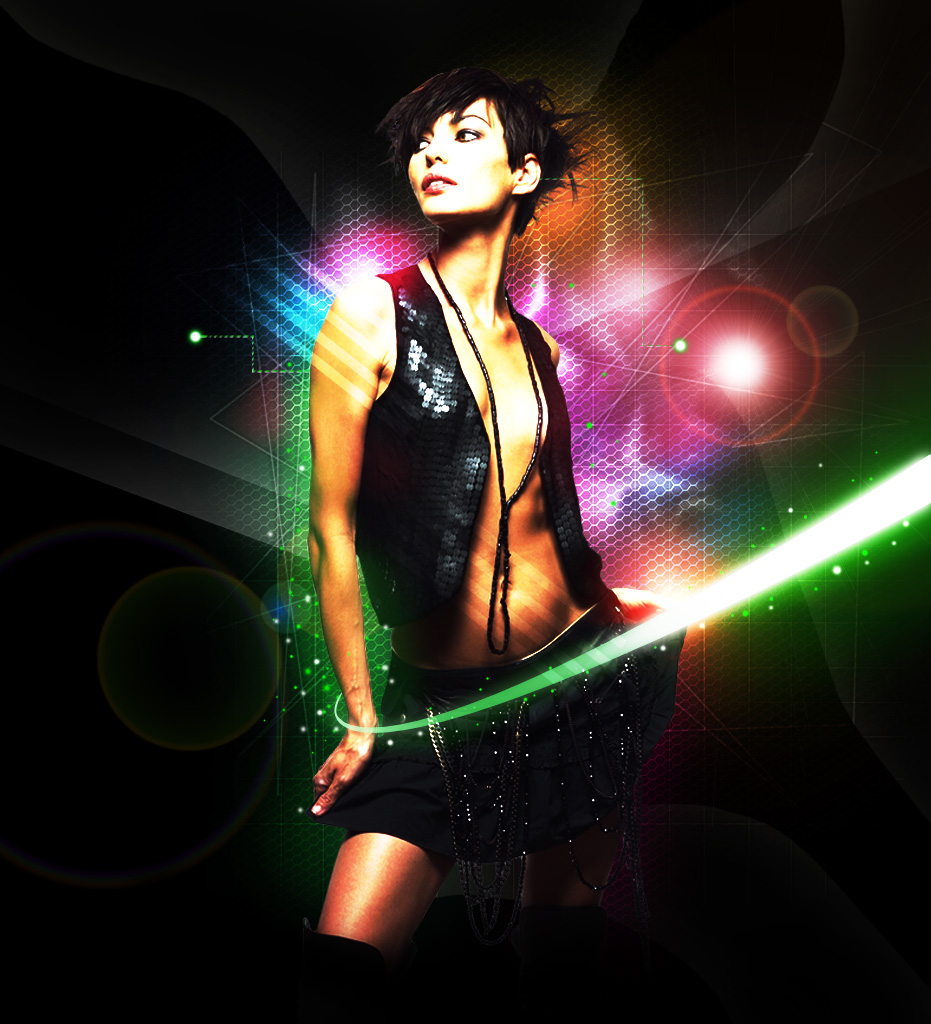 Use lighting effects to make a beautiful artwork in photoshop cs5 download baditri Images