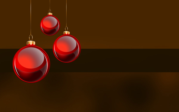 photoshop create a stunning merry christmas background