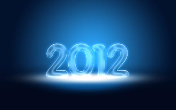 21 Criar um cartão de Ano novo 2012 | Photoshop CS5