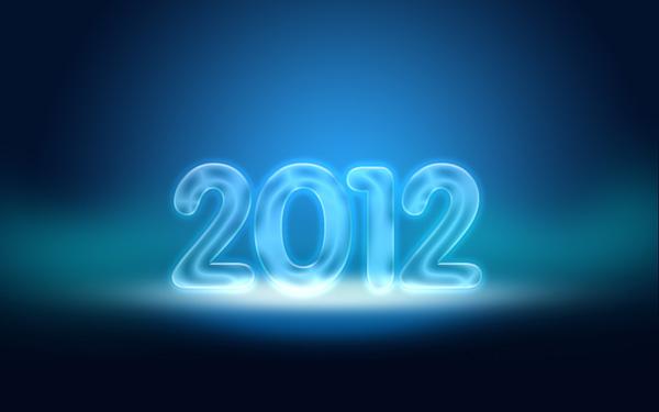 23 Criar um cartão de Ano novo 2012 | Photoshop CS5