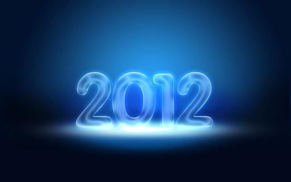 24 Criar um cartão de Ano novo 2012 | Photoshop CS5
