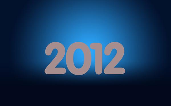 9 Criar um cartão de Ano novo 2012 | Photoshop CS5