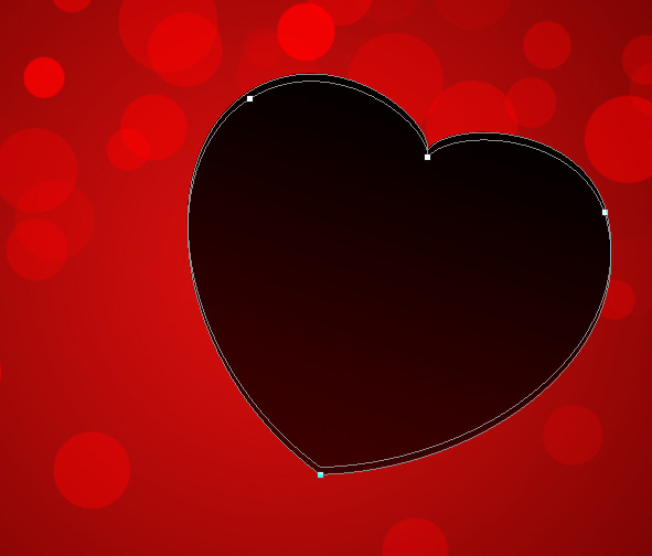 Как сделать открытку ко дню Святого Валентина в Фотошоп - уроки.