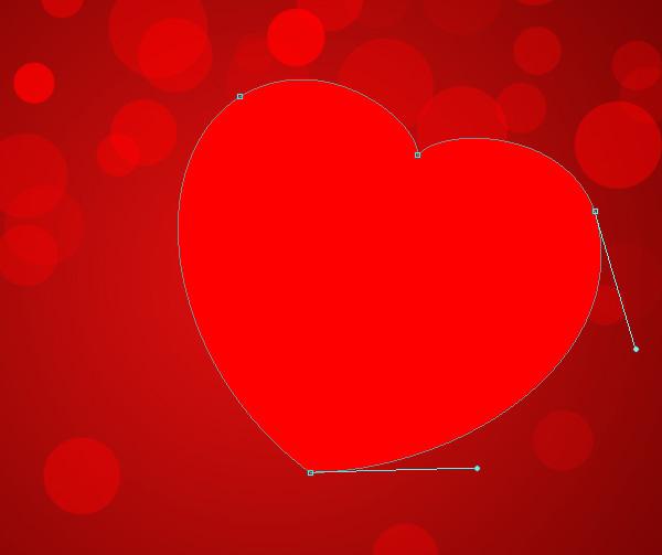 Как сделать открытку ко дню Святого Валентина в Фотошоп - уроки фотошоп.