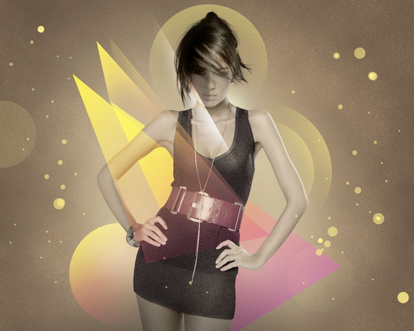How to Create a Colorful Abstract Photo Manipulation in Photoshop CS5