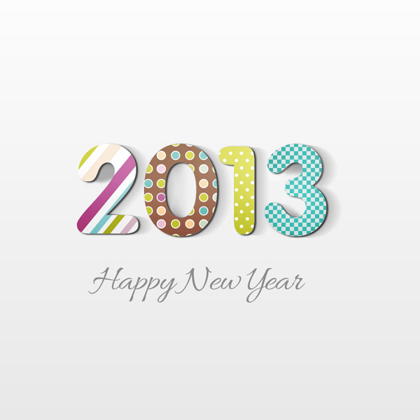 How to Create Happy New Year 2013 Holiday Card in Adobe Photoshop ...