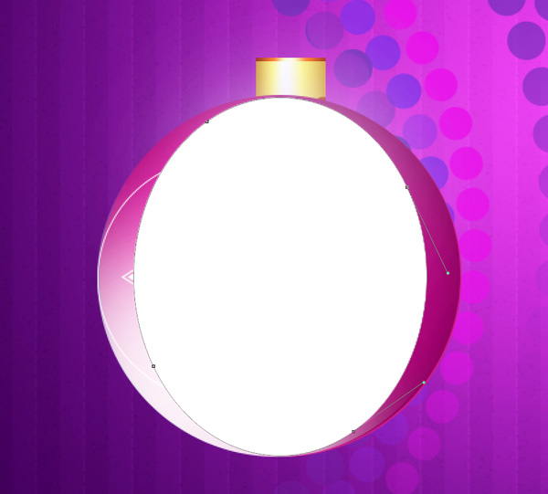How to Create Shiny Christmas Balls on Stylish Background in Adobe Photoshop CS6
