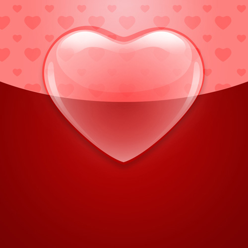 how to create a valentine card in photoshop