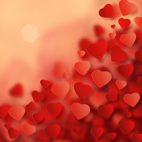 How To Create Amazing Valentine S Day Background With
