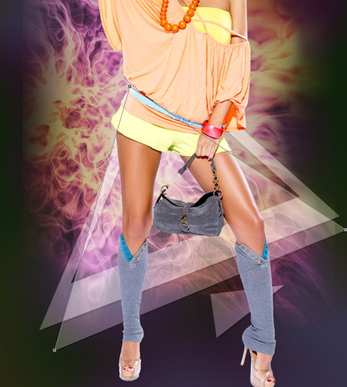 Create Dynamic Art using Glows and Lighting Effects in Adobe Photoshop CS5