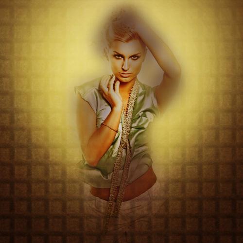 Creative mixed-media composition in Adobe Photoshop CS5 21