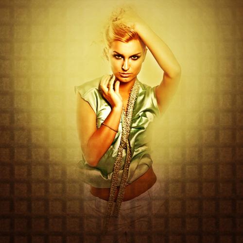 Creative mixed-media composition in Adobe Photoshop CS5 22