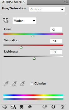 Creative mixed-media composition in Adobe Photoshop CS5 23