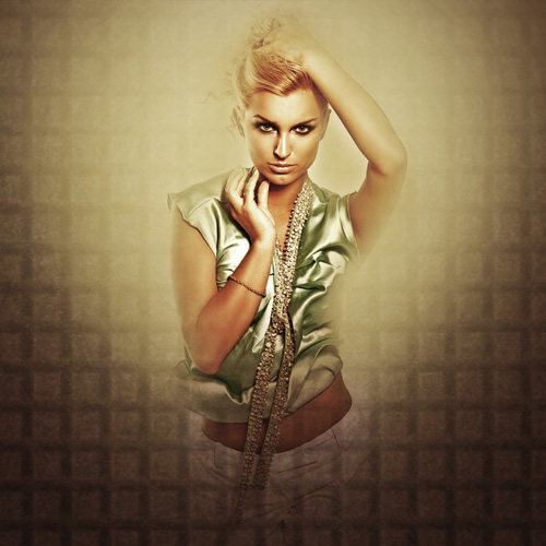 Creative mixed-media composition in Adobe Photoshop CS5 24