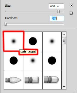Creative mixed-media composition in Adobe Photoshop CS5 7