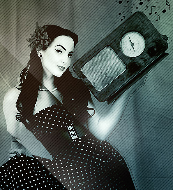 Give photos a retro-inspired look using Adobe Photoshop CS5