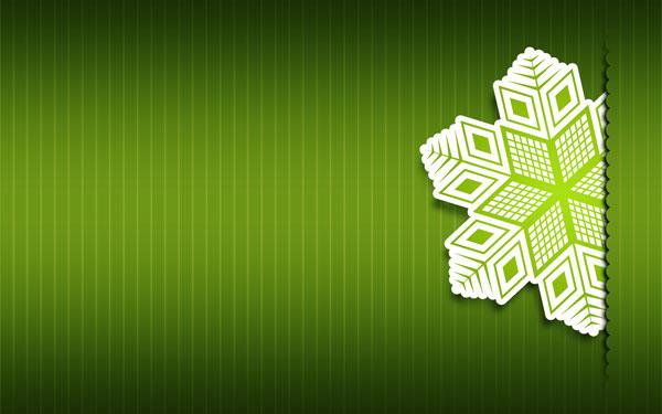 Бумажные снежинки в Photoshop CS6. Часть 2