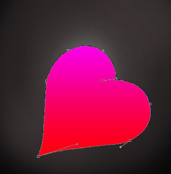 Drawing Hearts in Photoshop CS