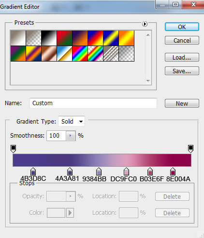 How to Make a Wonderful Lighting Effect for Posters in Adobe Photoshop CS5