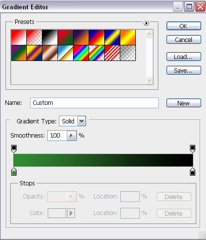 How to Create Colorful Flowing Lines Abstract Vector Background in Adobe Photoshop CS5