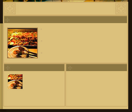 Create Web Layout for Italian Restaurant in Photoshop CS
