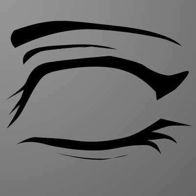 anime eyes makeup. Anime Eyes