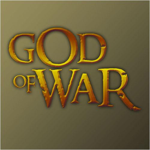 god of war photoshop font