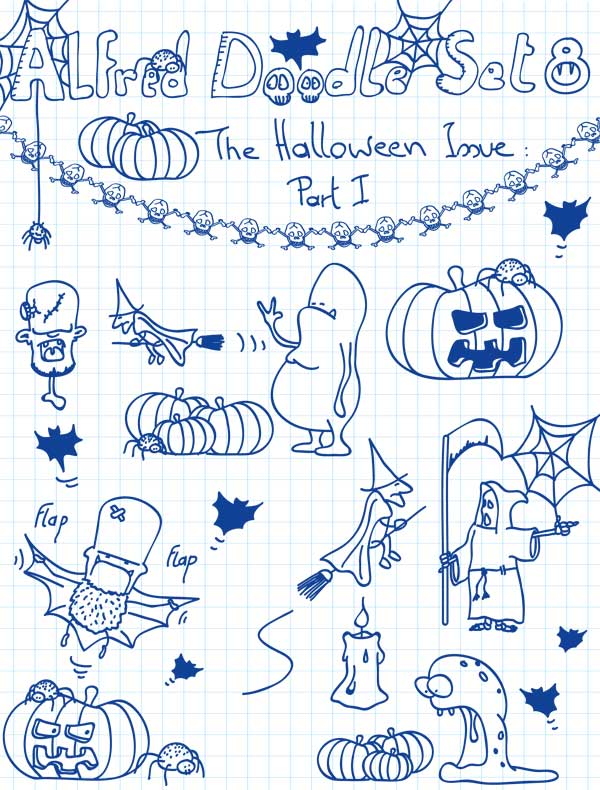 The Halloween Issue part I