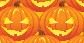 Free Vector Pumpkin Patterns Halloween Jack O Lanterns