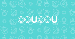 Coucou set of 64 fun and quirky icons