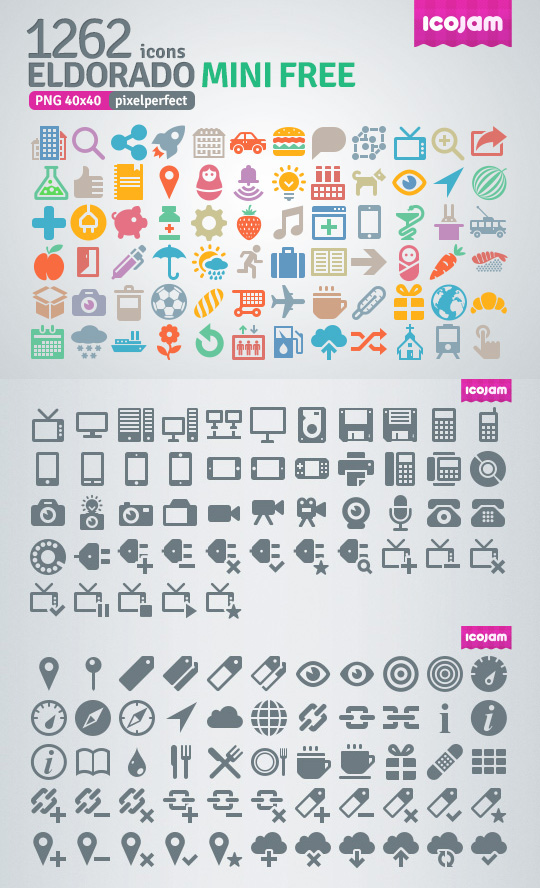 60+ Unique Outlines Icons