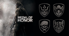 Freebie Release: Medal of Honor AFO Teams Emblems (CSH)