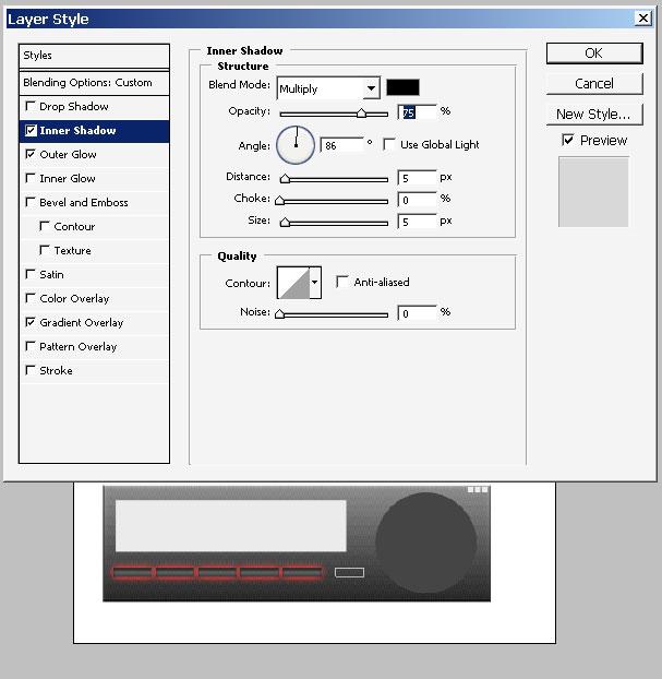 Graphical user interface | Photoshop Tutorials @ Designstacks
