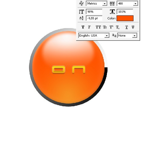 Deisgning Orb Button