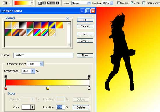designing summer rest in adobe Photoshop cs2