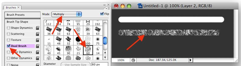 The (hidden) power of Photoshop brush tool - Step 6